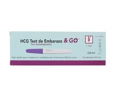 HCG TES DE EMBARAZO & GO
