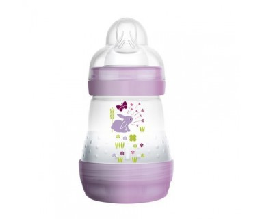 BIBERÓN MAM EASY START ANTI-COLIC 0M+ 160 ML ROSA