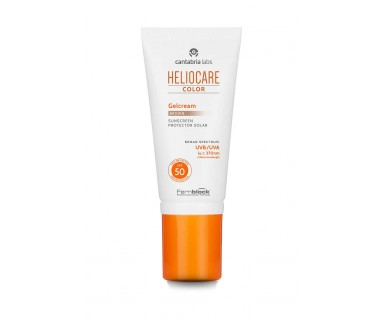 HELIOCARE GELCREMA COLOR 50 ML SPF 50