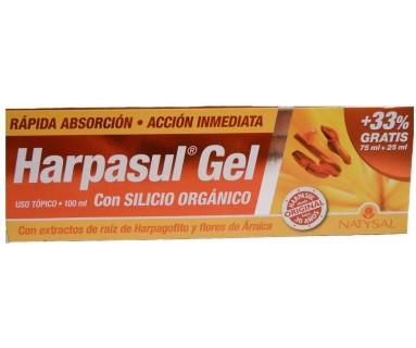 HARPASUL GEL CON SILICIO ORGÁNICO 100 ML