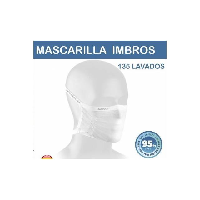 MASCARILLA MUVU REUTILIZABLE/LAVABLE MODELO IMBROS