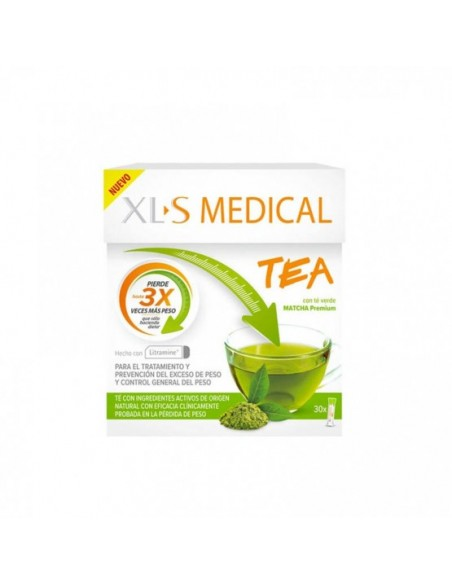 XLS MEDICAL TEA 30 INFUSIONES
