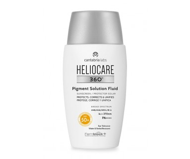 Heliocare 360 Pigment Solution Fluid protector solar 50 ml