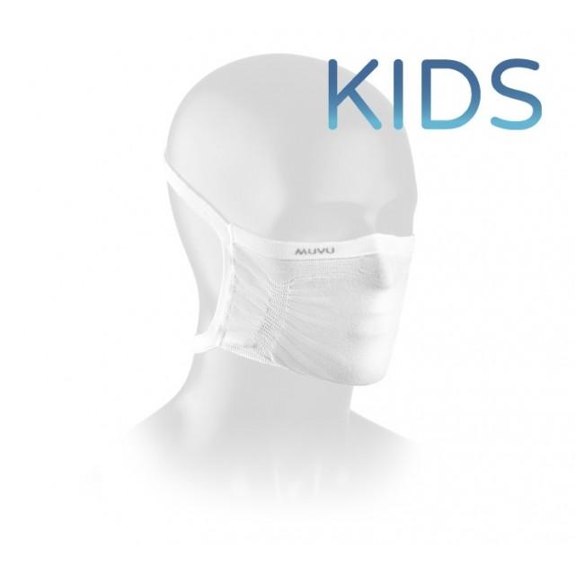 MASCARILLA MUVU REUTILIZABLE/LAVABLE MODELO IMBROS KIDS (NIÑOS)