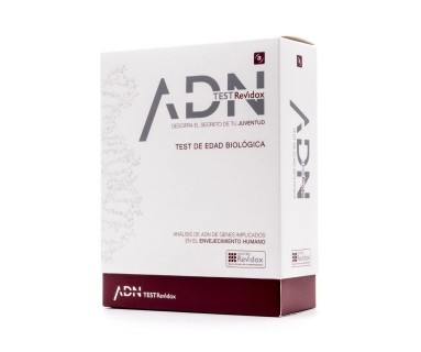 ADN Test Revidox - Test de Edad Biológica