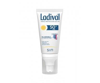 LADIVAL 50+ GEL -CREMA OIL FREE 50 ML