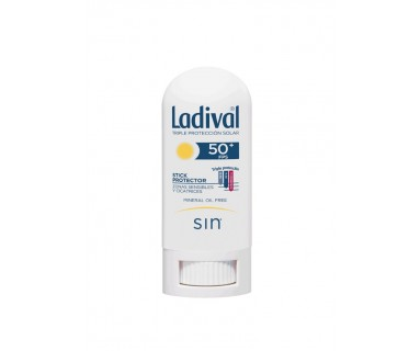 Ladival Stick Protector Zonas Sensibles 8 gr