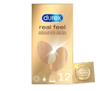 DUREX SENSITIVO REAL FEEL 10 UNIDADES