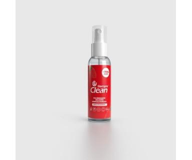 Siempre Clean Pulverizador Solución Hidroalcohólica Olor Fresa 100 ml