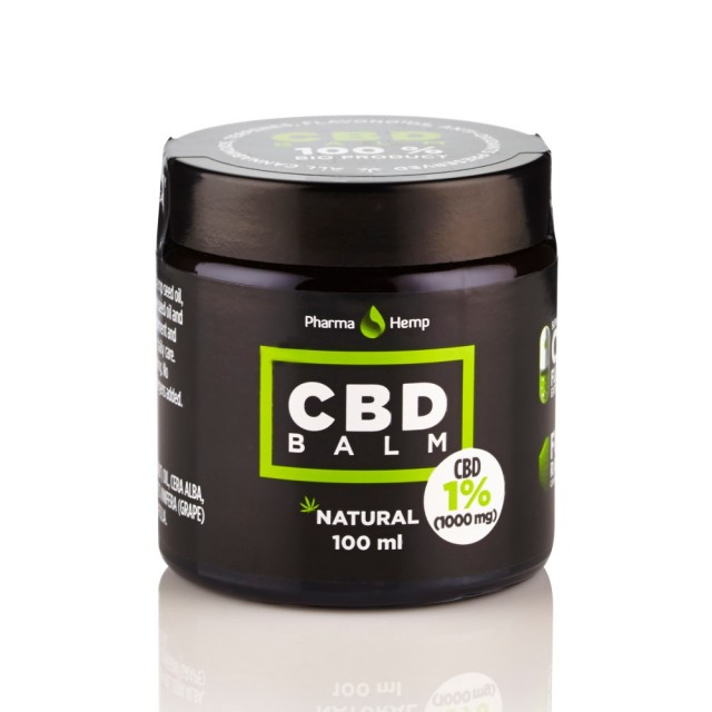 CBD Balm 1% 100 ml