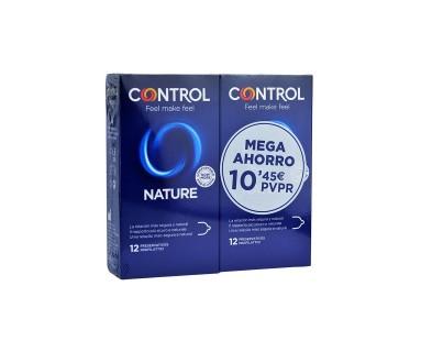 CONTROL ADAPTA NATURE PACK MEGA AHORRO 12 + 12 UNIDADES