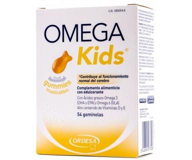 Omega Kids Gummies 54 Gominolas