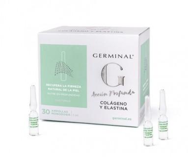 germinal colageno y ela