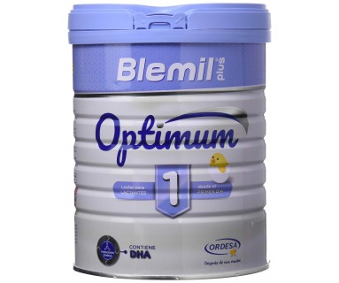 Blemil Plus Optimum 1 Leche Para Lactantes 800 gr.
