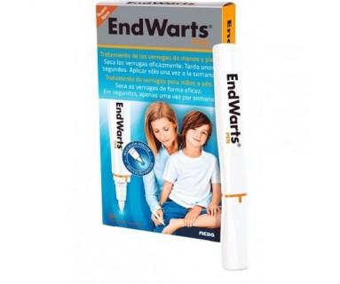 Endwarts Pen Tratamiento Verrugas 3 ml