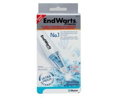 Endwarts Freeze Tratamiento de Crioterapia Antiverrugas 7,5 gr.
