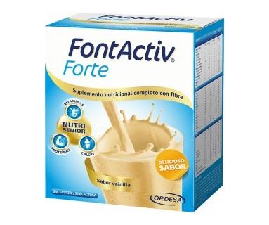 FONTACTIV FORTE SABOR VAINILLA 14 SOBRES 30 GR