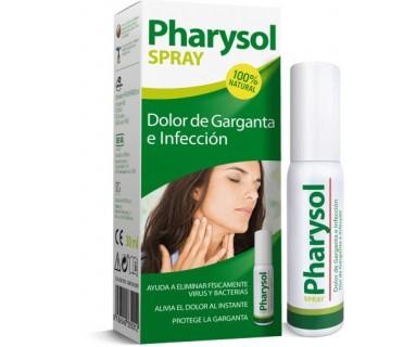 PHARYSOL SPRAY DOLOR DE GARGANTA E INFECCIÓN 100% NATURAL 30 ML