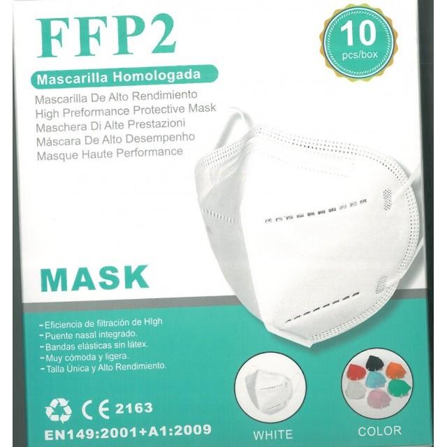 Mascarilla KN95 Diseño de Ventilación 3D Adultos 1 Unidad