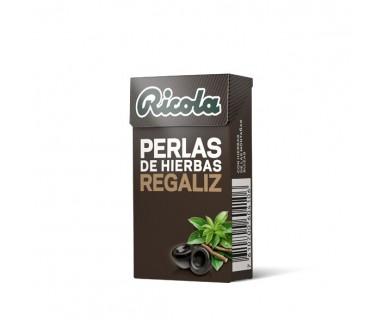 RICOLA PERLAS REGALIZ SIN AZUCAR