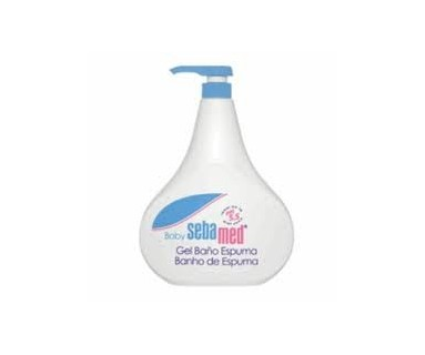BABY SEBAMED BAÑO ESPUMA 500ML DISPENSADOR