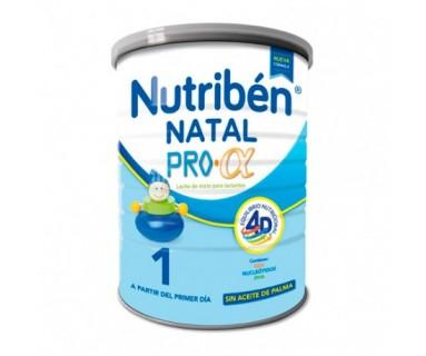 NUTRIBEN NATAL 400 GRAMOS