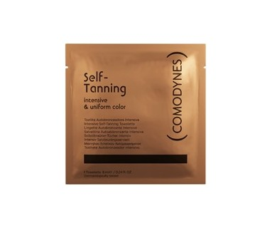 COMODYNES SELF-TANNING INTENSIVE & UNIFORM COLOR 8 TOALLITAS