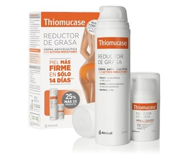 THIOMUCASE KIT DUPLO 200 ML + 50 ML