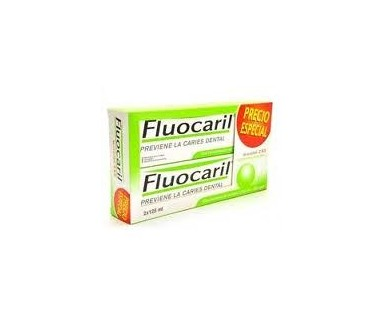 FLUOCARIL PACK 2 x 125 ML + REGALO
