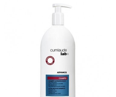 CUMLAUDE ADVANCE CHAMPU ULTRADELICADO 500 ML
