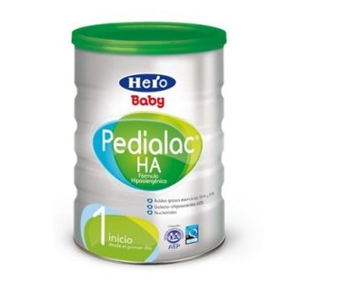 PEDIALAC 1 HA 800 GR HERO BABY