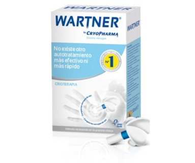 WARTNER BY CRYOPHARMA 50 ML