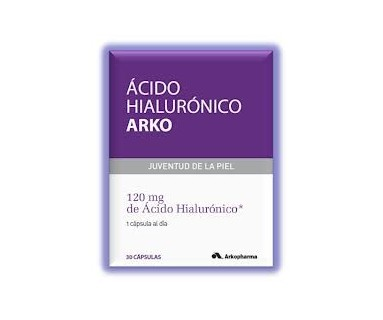 ACIDO HIALURONICO ARKO 30 CAPSULAS