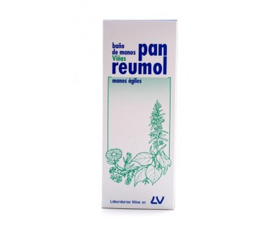 PAN REUMOL BAÑO MANOS SOLUCION 200ML