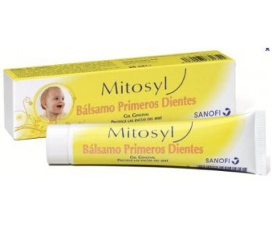 MITOSYL BALSAMO PRIMEROS DIENTES 25 ML
