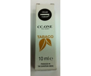 RECAMBIO CIGARRILLO ELECTRONICO CC ONE SABOR TABACO 10 ML