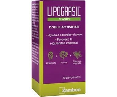 LIPOGRASIL 50 COMPRIMIDOS