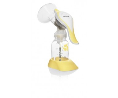 MEDELA EXTRACTOR DE LECHE MANUAL BASE