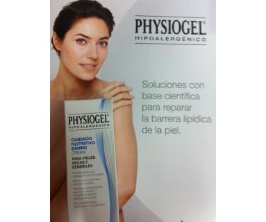 PHYSIOGEL HIPOALERGÉNICO CUIDADO NUTRITIVO DIARIO PIELES SECAS Y SENSIBLES 75ML