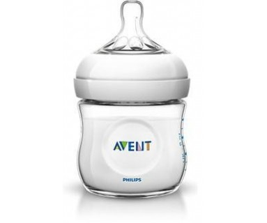 BIBERON AVENT NATURAL 125 ML