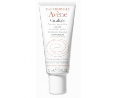 CICALFATE EMULSION REPARADORA POST-ACTO 40 ML