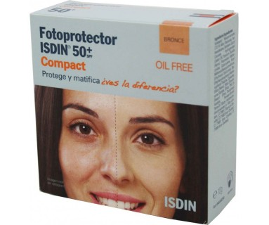 ISDIN FOTOPROTECTOR EXTREM.SPF 40 MAQUILLAJE COMPACTO 10GR