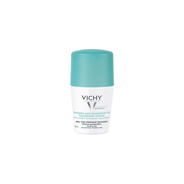 DESODORANTE VICHY ANTITRANSPIRANTE 50 ML ROLL ON