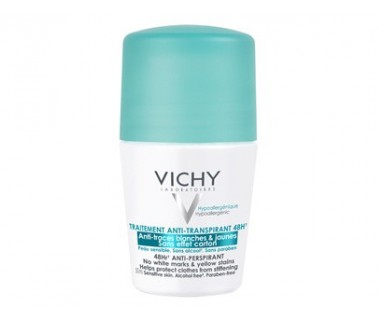 VIVHY DESODORANTE 48 h ANTIMANCHAS 50 ML