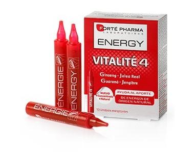 ENERGY VITALITE 4 10 VIALES