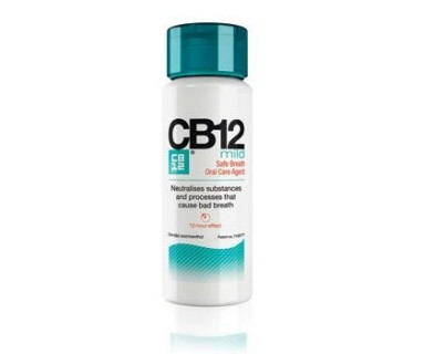CB12 MILD MINT 250 ML (MENTA SUAVE)