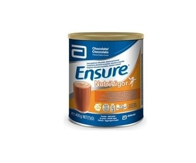 ENSURE NUTRIVIGOR CHOCOLATE 850 GR