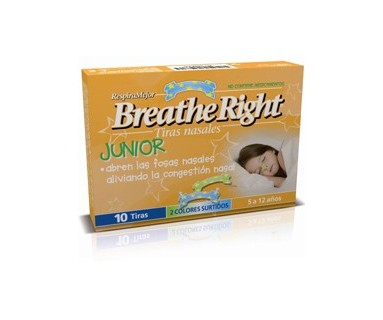 BREATH RIGHT JUNIOR