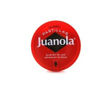 JUANOLA PASTILLAS REGALIZ 27 G