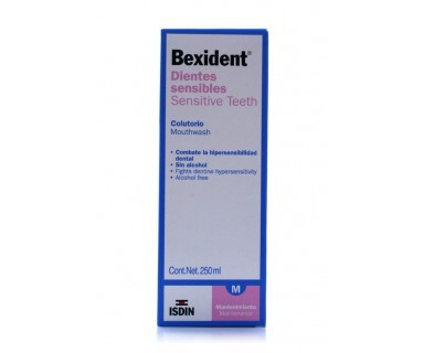 BEXIDENT DIENT SENS COLUTORIO 250ML